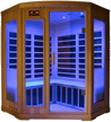 Blue Sauna