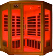 Red Sauna Therapy