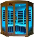 Turquoise Sauna