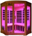 Violet Sauna